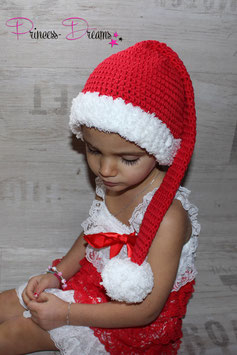 X Mas Weihnachtsmütze Bommelmütze Mütze ab 6 Monate