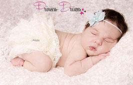 Rüschenhöschen ab Geburt- ca. 12 Monate IVORY