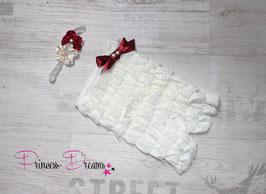 XMAS Weihnachts-Set Body creme/weinrot & HB