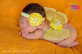 Flügel gelb ab Newborn