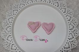Deko Herz rosa