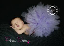 Newborn Tutu flieder