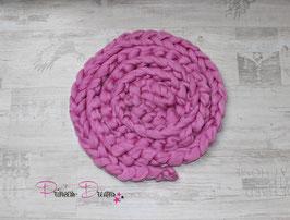 Wollzopf pink
