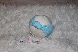 Knoten-Stirnband ab KU40 türkis