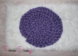 Wollzopf lila (sehr schönes lila, als auf dem Bild zu sehen :( )