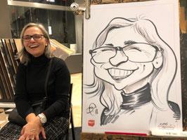 Portrait-Karikaturen zeichnen lernen