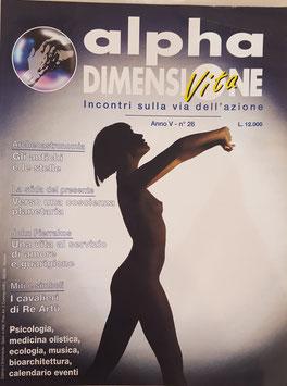 N° 26 - Rivista: Alpha Dimensione Vita