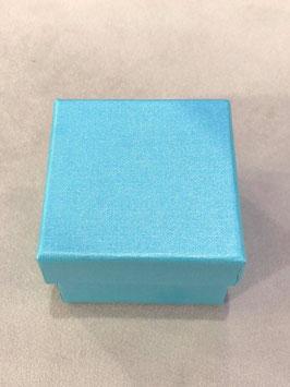 Scatolina Regalo piccola - Azzurra senza fiocco
