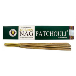 "Incenso Nag Patchouli ""Fragranza naturale Indiana"""