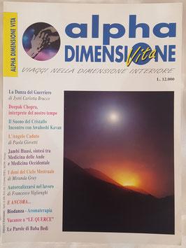 N° 20 - Rivista: Alpha Dimensione Vita