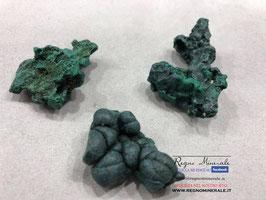 Malachite - pietra grezza