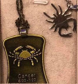 CANCRO - Collanina con il tuo segno zodiacale