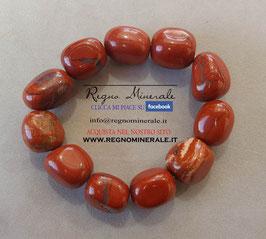 Diaspro Rosso Bracciale sasso