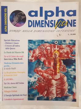 N° 15 - Rivista: Alpha Dimensione Vita