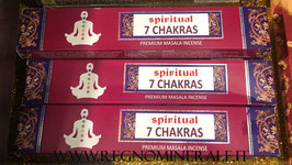 Incenso 7 Chakra