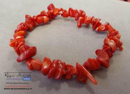 Corallo Rosso - Bracciale Cips