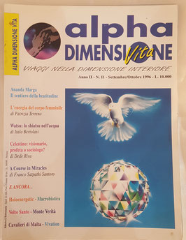 N° 11 - Rivista: Alpha Dimensione Vita