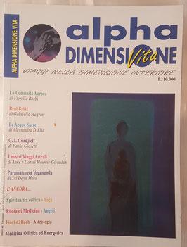 N° 19 - Rivista: Alpha Dimensione Vita