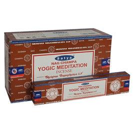 Yogic Meditation  - Incenso a bastoncino