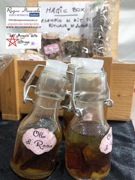 Olio di Rosa per uso Esoterico