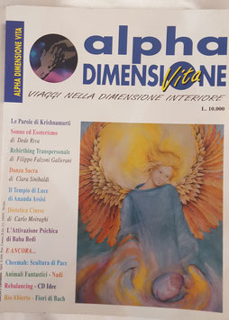 N° 18 - Rivista: Alpha Dimensione Vita