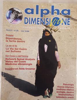 N° 29 - Rivista: Alpha Dimensione Vita