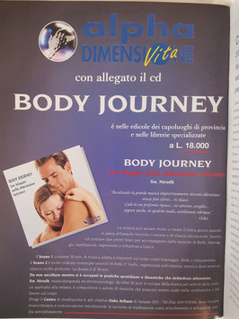 CD - Body Journey