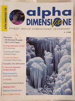 N° 17 - Rivista: Alpha Dimensione Vita