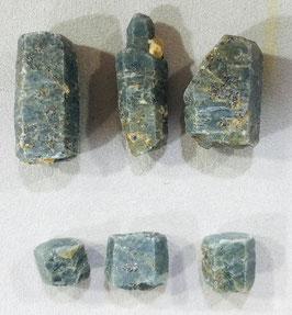Zaffiro - pietra grezza