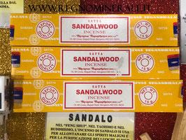 """Incenso SandalWood """"SANDALO"""""""