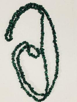 Malachite - Collanina lunga
