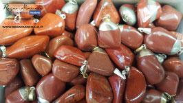 Diaspro Rosso Ciondolo