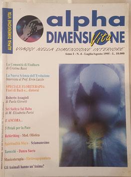 N° 4 - Rivista: Alpha Dimensione Vita