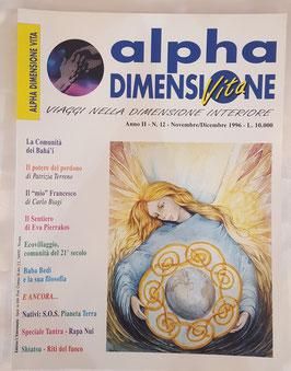 N° 12 - Rivista: Alpha Dimensione Vita
