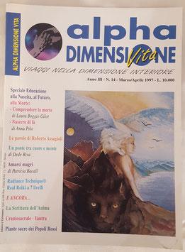N° 14 - Rivista: Alpha Dimensione Vita