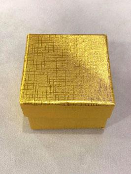 Scatolina Regalo piccola - Oro senza fiocco
