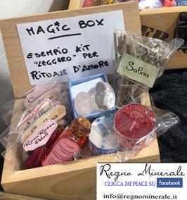 Magic Box per Rituale d'Amore, Kit Principiante