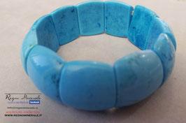 Magnesite Blu -  Bracciale grande