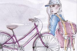 das Fahrrad