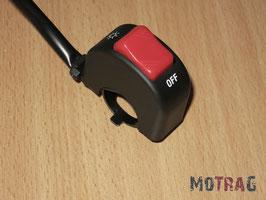 Lichtschalter für Motorräder oder ATV mit 22mm Lenkerdurchmesser