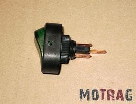 Hella Lichtschalter mit Kontrolleuchte für Motorräder oder ATV
