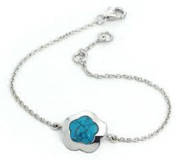Emanuel Chianti, Fiore Single bracelet turquoise