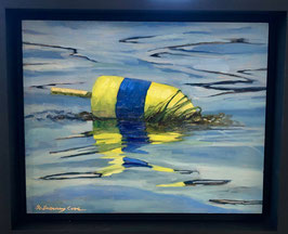 """Alice McEnerney Cook, """"Stand Out Buoy"""""""