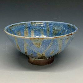 Alan Willoughby, wood-fired bowl