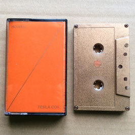 Autumn : Howes / Tesla Coil Split Cassette Tape For Generic Greeting Collective / Ono Seasons Mixtapes