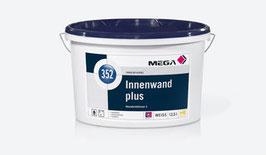 MEGA Innenwand plus 352 Dispersionsfarbe 12,5 Liter