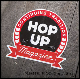 Hop Up Continuing Tradition