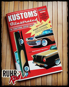 KUSTOMS Illistrated ISSUE #56