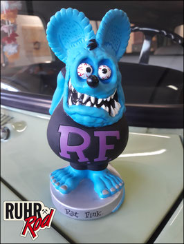 "RAT FINK WOBBLER "" BLUE """