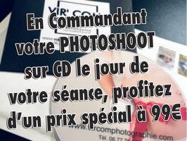 """""""CD PHOTOS"""" tarif spécial jour J !"""
